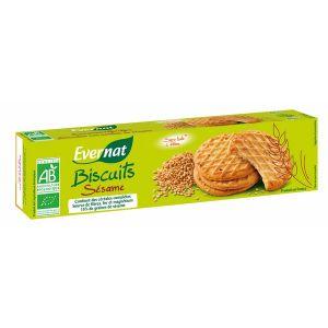 Evernat Biscuits Sésame 150g