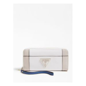Guess PORTEFEUILLE KAMRYN Blanc