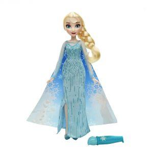 Hasbro Poupée La Reine des Neiges : Elsa cape féerique