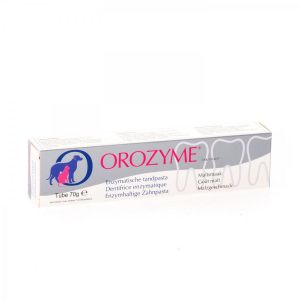 Ecuphar Orozyme Dentifrice Enzymatique Chien Tube 70g