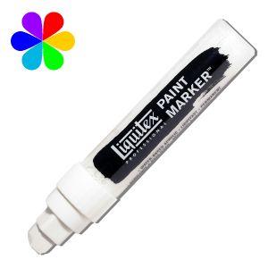 Liquitex Paint Markers pointe large 432 - Blanc de titane