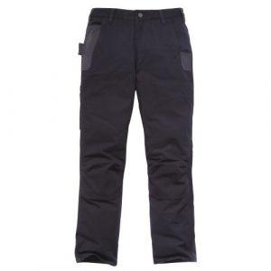 Carhartt Pantalon de travail - noir - 42 - Full Swing Steel double front