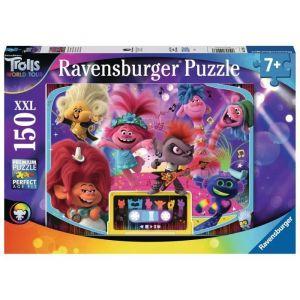 Ravensburger Puzzle 150 pièces XXL Plus forts ensemble ! / Trolls 2