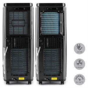 Klarstein New Breeze 7 - Climatiseur mobile 2,6 kW avec ttélécommande