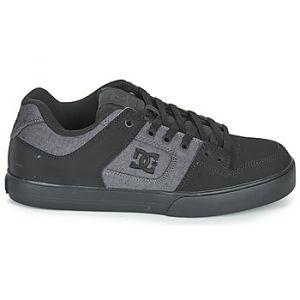 DC Shoes Chaussures de Skate PURE TX SE Noir - Taille 39,40,41,42,43,44,45,46,47