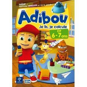 Adibou Je Lis, Je Calcule CP 6-7 Ans [PC]