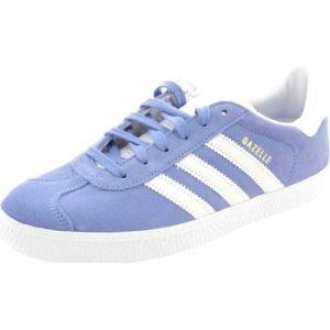 Adidas Chaussures enfant GAZELLE BAMBINI UNISEX VIOLA violet - Taille 36,38,36 2/3,37 1/3,38 2/3,35 1/2