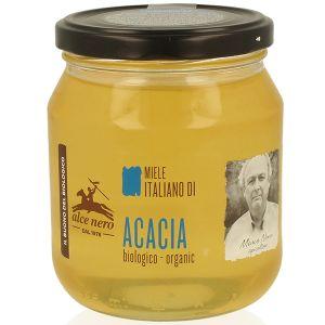Alce nero Miel d'Acacia bio Italie 700g