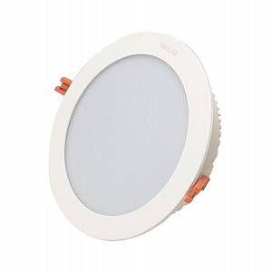 Silamp Downlight Spot LED SMD Rond 30W Ø227mm - couleur eclairage : Blanc Neutre 4000K - 5500K