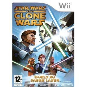Star Wars : The Clone Wars - Duels au Sabre Laser [Wii]
