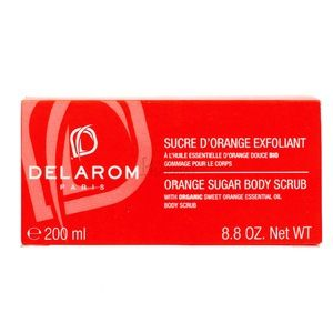 Image de Delarom Sucre d'orange exfoliant