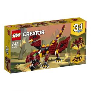 Lego 31073 - Creator : Les créatures mythiques