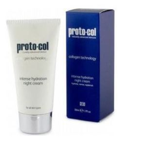 Proto-col Intense hydration night cream