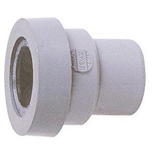 Nicoll Manchette pour sorties d'appareils sanitaires système J PVC mâle-femelle diamètre 50mm MAJJ