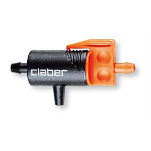 Claber GOUTTEUR EN LIGNE 0/6 L/H 10 PCS