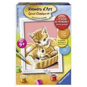 Ravensburger Peinture au numéro - Mini bébés chat