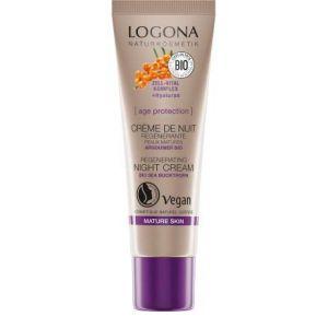 Logona Crème de Nuit Regenerante - 30 ml