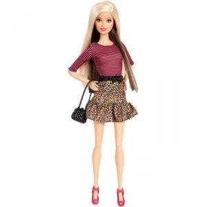 Mattel Barbie Fashionista tenue léopard
