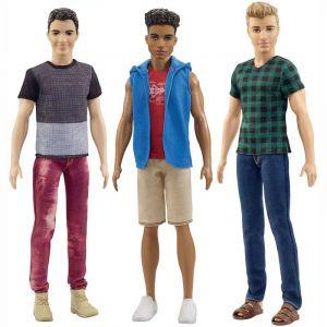 Mattel Ken Fashionistas Classic Cool (modèle aléatoire)