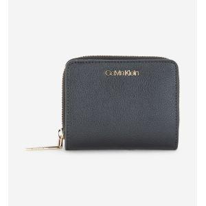 Calvin Klein Porte-monnaie Jeans Porte monnaie zippée ENFOLD Noir Noir - Taille Unique