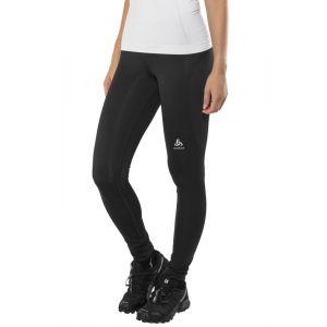 Odlo BL Core Light - Pantalon running Femme - noir L Pantalons course à pied
