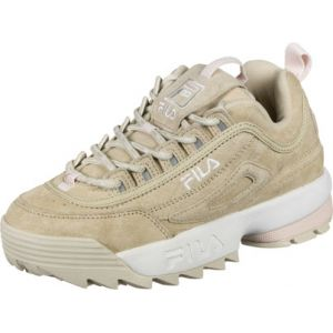 FILA Chaussures Disruptor S Low Wmn Beige - Taille 36,37,38,39,40