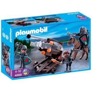 Playmobil 4868 - Chevaliers et baliste