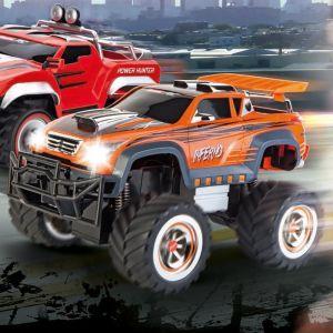 Carrera Toys RC Inferno Orange 2 - 4x4 radiocommandé