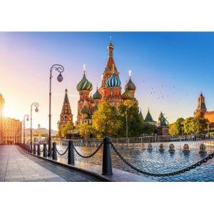 Castorland Cathédrale Saint-Basile, Moscou - Puzzle 500 pièces