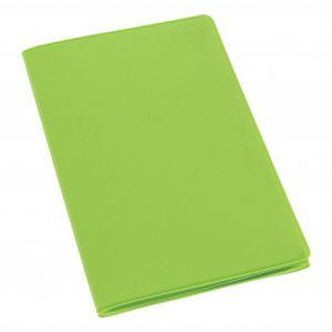 Habill-auto Etui PVC gomme pour carte grise (133x264 mm) anis