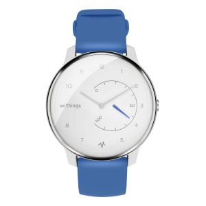 Withings MOVE ECG BLANCHE - Montre connectée