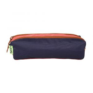 Tann's Iconic Trousse 2 compartiments Bleu/Rouge