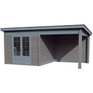 abri de jardin composite comparer 111 offres. Black Bedroom Furniture Sets. Home Design Ideas