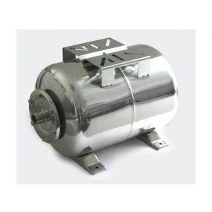 Réservoir à vessie p.la surpression domestique cuve ballon 100 litres inox - HELLOSHOP26