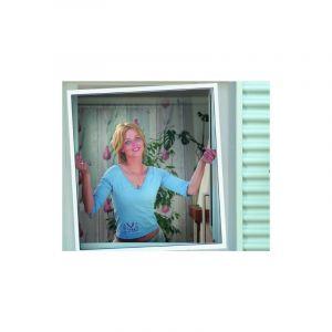 Schellenberg 50784 Moustiquaire pour fenêtre Blanc 100 x 120 cm…