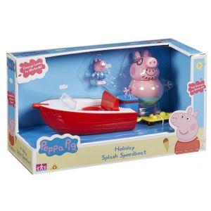 Giochi Preziosi Peppa Pig en vacances : le hors-bord