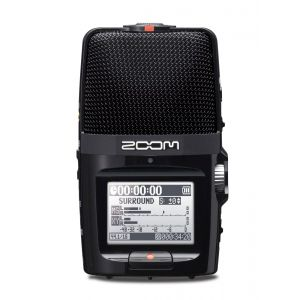 Zoom H2n - Enregistreur portable avec 5 micros