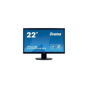 "iiyama ProLite X2283HS-B3 - Ecran LED 21.5"""