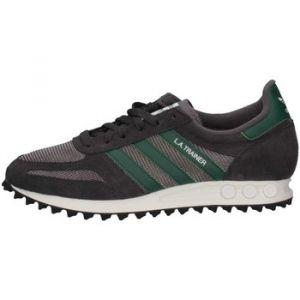 Adidas La Trainer, Chaussures de Fitness Homme, Gris (Carbon/Veruni/Gricin 000), 40 2/3 EU