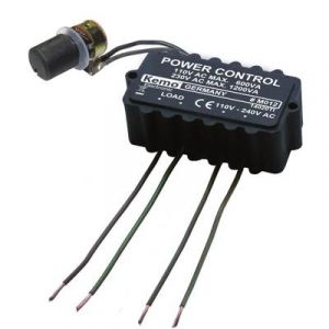 Kemo Régulateur de puissance kit monté M012 110 240 V/AC 50 60 Hz 1 pc(s)
