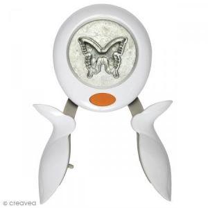 Fiskars Perforatrice Squeeze Punch XL - Papillon - 5 cm