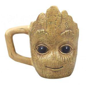 Half Moon Bay MARVEL - Shaped Mug 3D Boxed - Groot