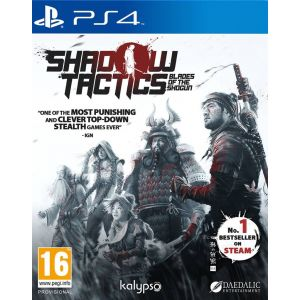 Shadow Tactics : Blades of the Shogun sur PS4