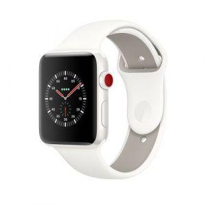 Apple Watch Edition Series 3 (GPS + Cellulaire) - Boîtier céramique bracelet sport 42MM