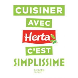 Hachette Livre de cuisine Cuisiner avec Herta