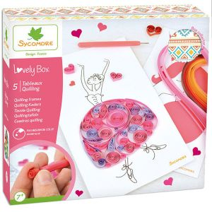 Sycomore Lovely box Quilling