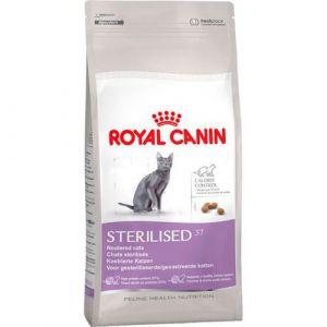 Royal Canin Feline Nutrition Sterilised 37  - Croquettes Sac de 15 kg