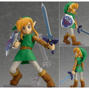 Good smile company The Legend Of Zelda a Link Between Worlds Figurine Figma Link 11 cm