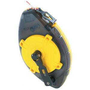 Stanley PowerWinder 30m 0-47460 - Cordeau Traceur