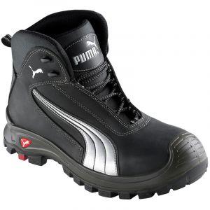 Puma Safety Chaussure de sécurité Cascades Mid S3 HRO SRC taille 43